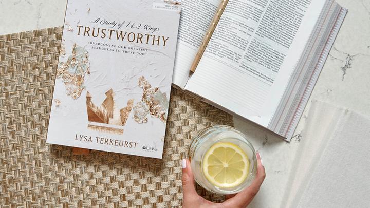 Trustworthy Bible Study logo image