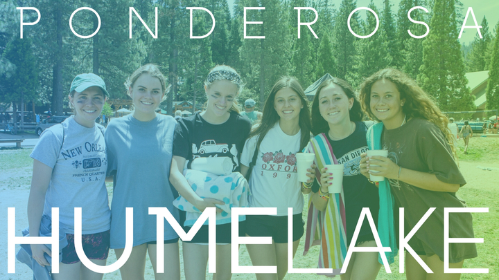 Ponderosa Hume Lake 2020 logo image