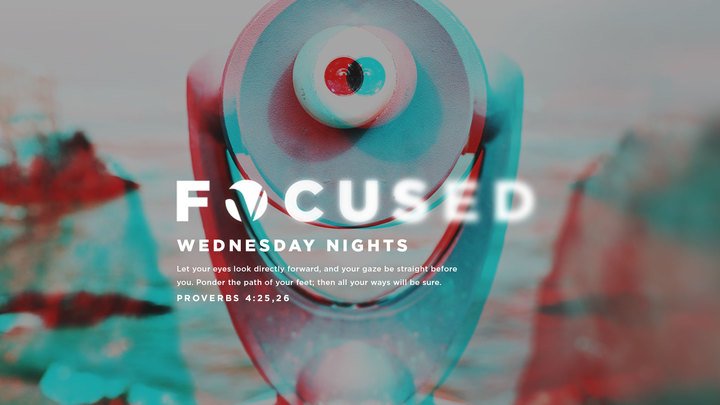 Focused Wednesday Nights logo image