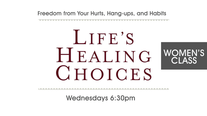 Life's Healing Choices - Women (Rialto Campus) FAMILY NIGHT  logo image