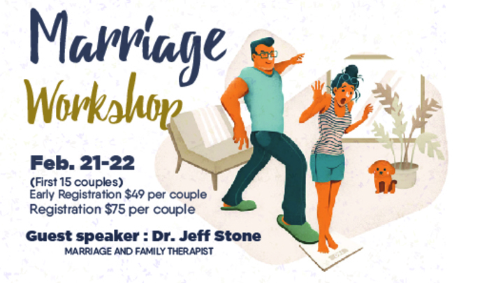 Marriage Workshop logo image