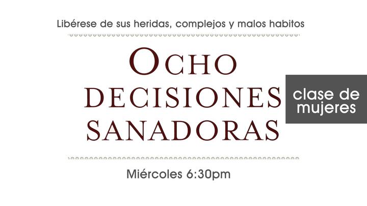 Ocho Decisiones Sanadoras - Mujeres (Campus De Rialto) NOCHE DE FAMILIA logo image