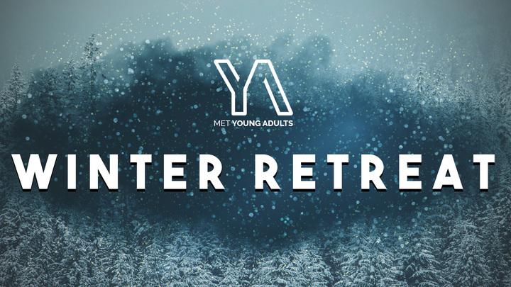 YA Winter Retreat logo image