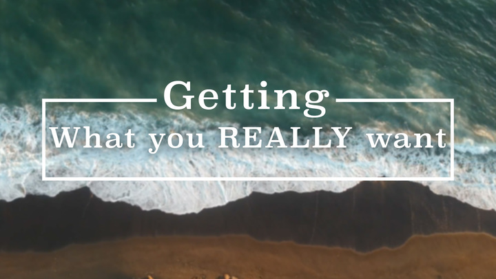 Getting What You Really Want logo image