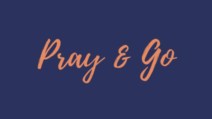 Pray & Go logo image