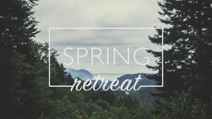 Youth Spring Retreat logo image
