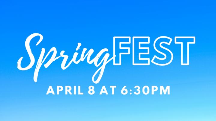 Spring Fest logo image