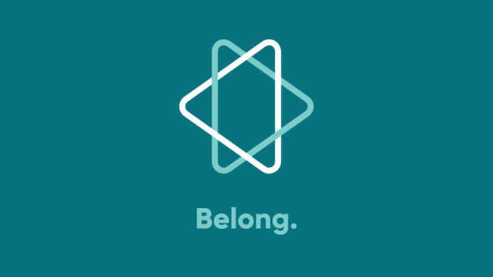 Belong logo image