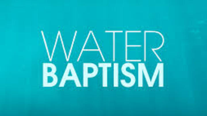 Water Baptisms logo image