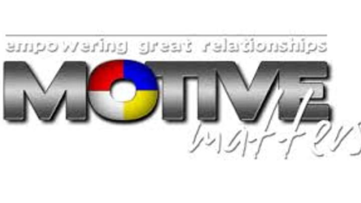 Motive Matters Color Code Relationship Training logo image