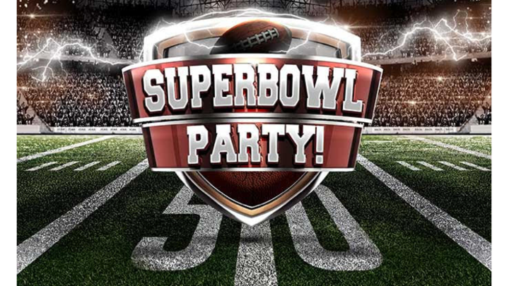 All-Church Super Bowl Party logo image