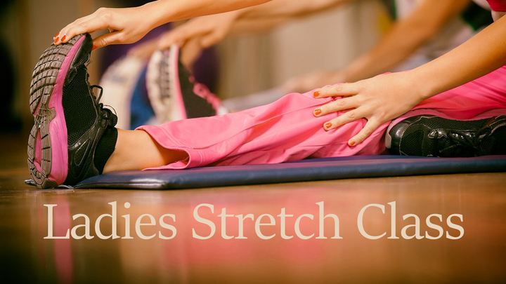 Women's Stretch Class (Rialto Campus) logo image
