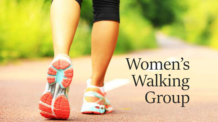 Women's Walking Group (Rialto Campus) logo image