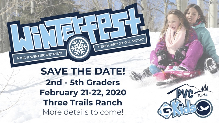 gKids Winterfest Retreat logo image