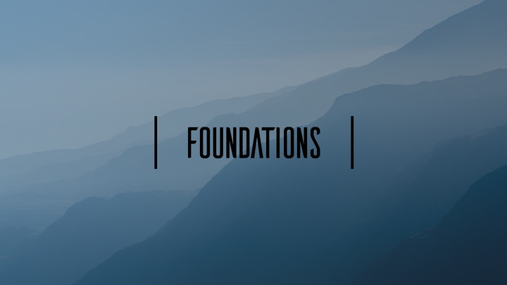 Foundations in Christ - The Story of God (Discipleship Class) logo image
