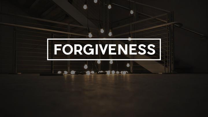 Forgiveness - Discipleship Class logo image