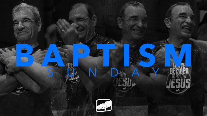 I am ready to be Water Baptized! logo image