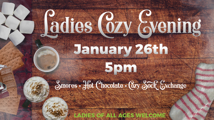 Ladies' Cozy Evening logo image