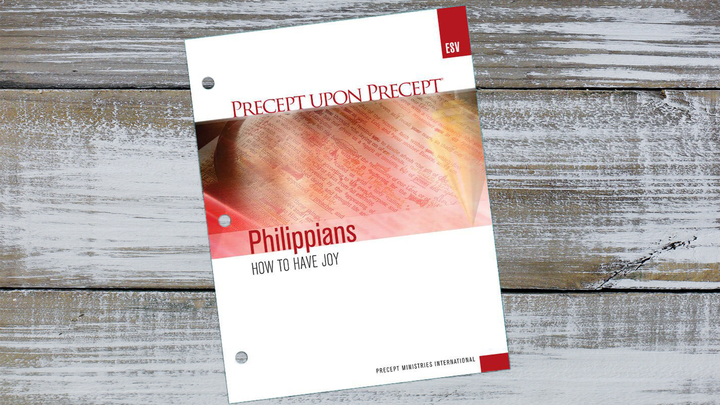 Precept Bible Study: Philippians (Wednesday Morning) logo image