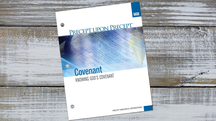 Precept Bible Study: Covenant logo image