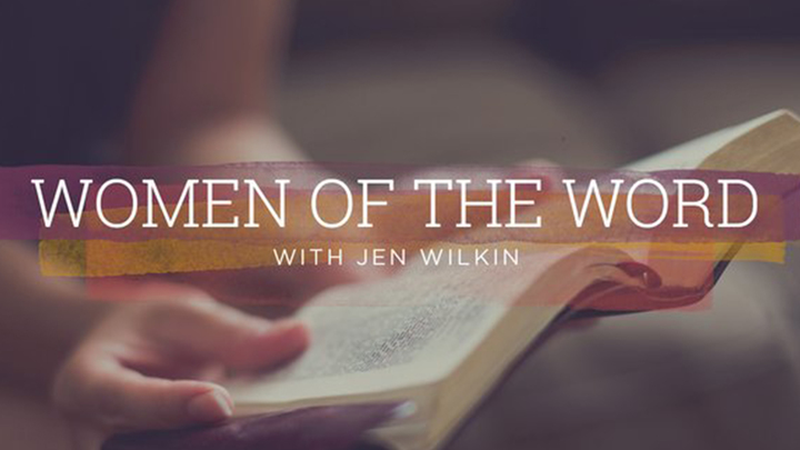 Women of the Word logo image