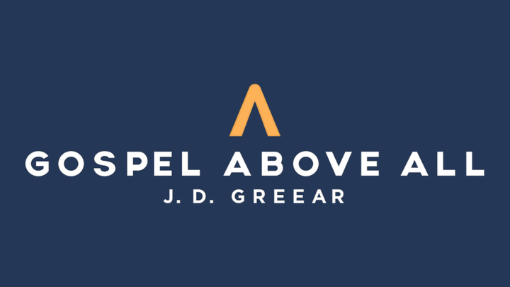 Gospel Above All logo image