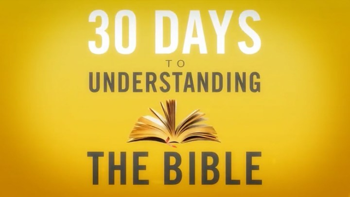 30 Days to Understanding the Bible logo image