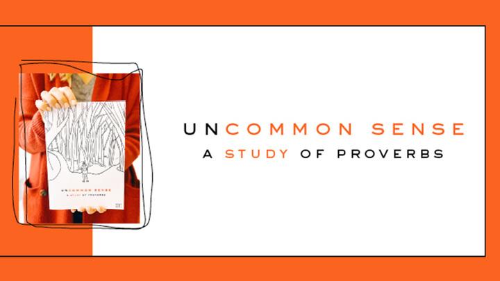 Uncommon Sense: A Study of Proverbs logo image