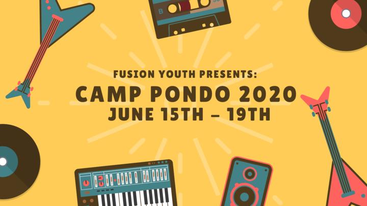 Camp Pondo 2020 logo image