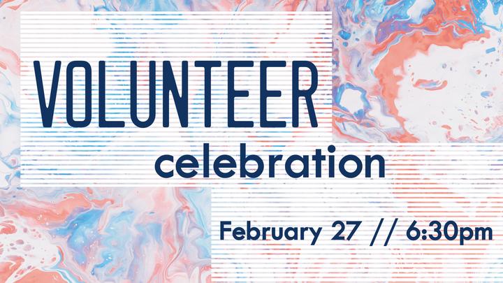 Volunteer Celebration logo image