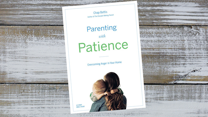 Parenting with Patience by Chap Bettis: Overcoming Anger In Your Home logo image