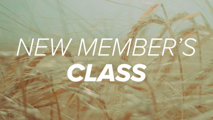 New Member's Class Registration (Childcare Registration also included: 0-5 years old) logo image