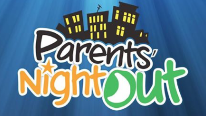 February Parents' Night Out logo image