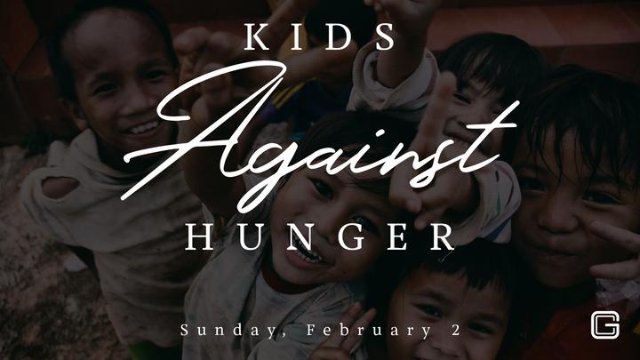 Kids Against Hunger logo image