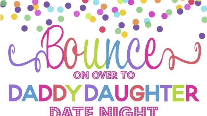 Daddy Daughter Date Night logo image