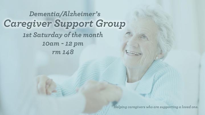 Dementia/Alzheimer's Group - Coed (Rialto Campus) logo image