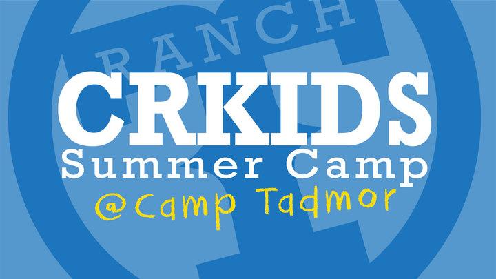CRKids Summer Camp - Tadmor logo image