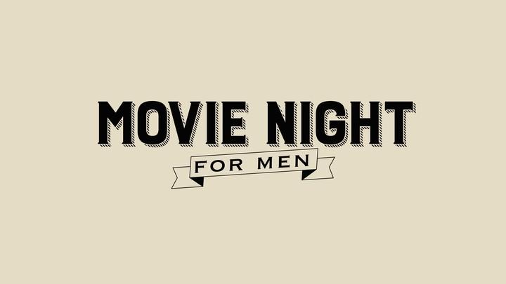 Guys Movie Night  logo image