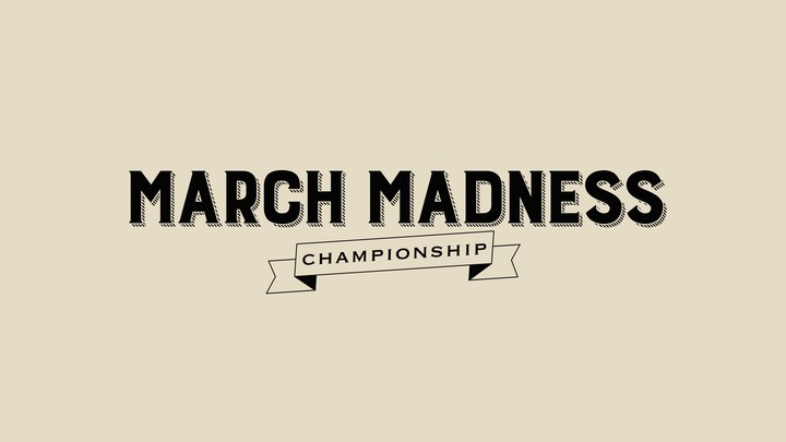 March Madness Championship Game  logo image
