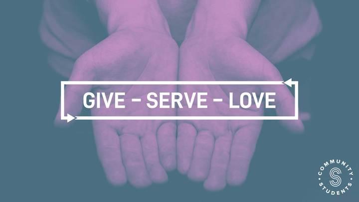 Student Serve Day logo image