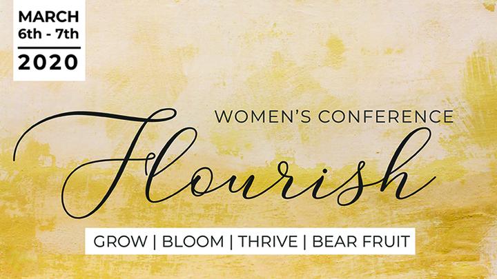 Flourish Women's Conference logo image