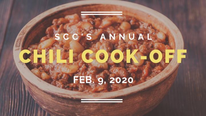 SCC 2020 Annual Chili Cook-Off logo image