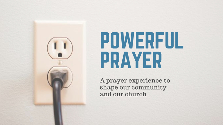 Saturday Prayer Drop-In  logo image