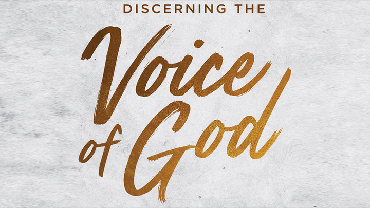 """Thursday Morning Women's Bible Study:  """"Discerning the Voice of God"""" by Priscilla Shirer logo image"""