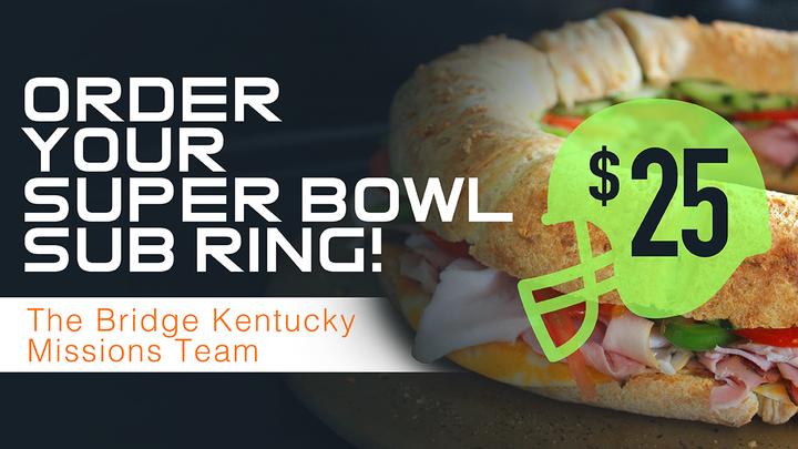 Super Bowl Sub Rings logo image