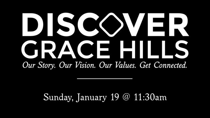 Discover Grace Hills logo image