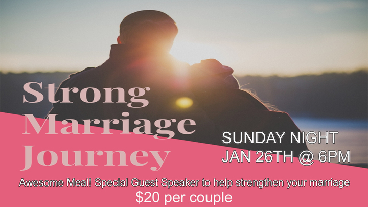 Strong Marriage Journey logo image