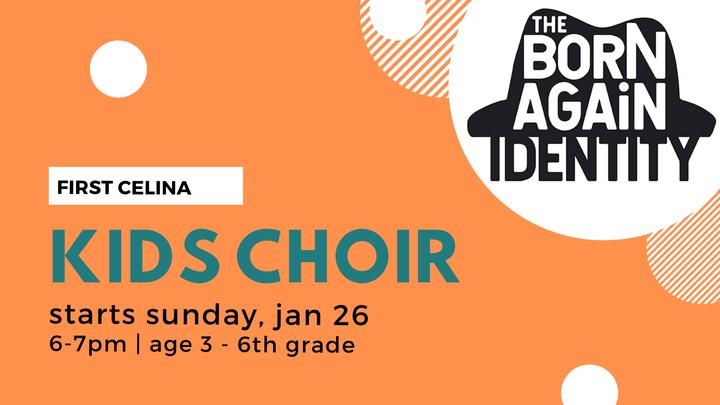 Kids Choir - Spring 2020 logo image