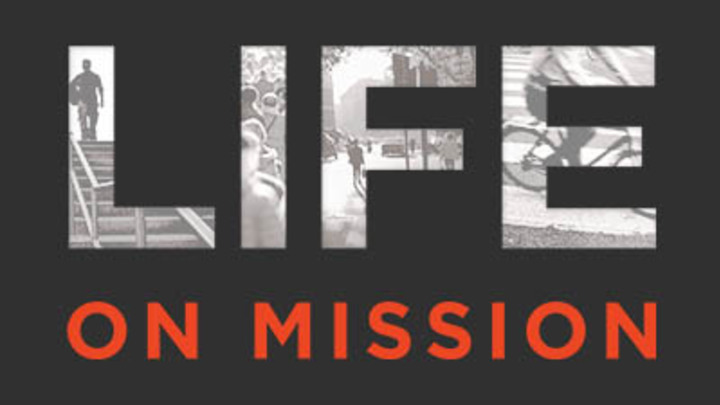 Life on Mission Class logo image