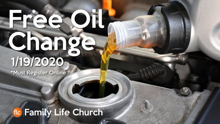 Free Oil Change For Single Parents logo image